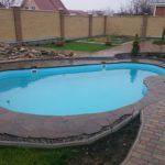 бассейн из полипропилена Бассейн в г. Сумы бассейн из полипропилена Бассейн в г. Сумы фото 11