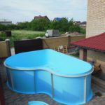 бассейн из полипропилена Бассейн в г. Сумы бассейн из полипропилена Бассейн в г. Сумы фото 3