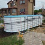 бассейн из полипропилена Бассейн в г. Сумы бассейн из полипропилена Бассейн в г. Сумы фото 2