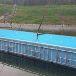 Уникальный плавающий бассейн скиммерного типа фото 22