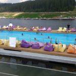 Уникальный плавающий бассейн скиммерного типа фото 34