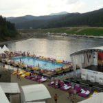 Уникальный плавающий бассейн скиммерного типа фото 44