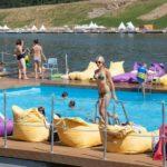 Уникальный плавающий бассейн скиммерного типа фото 45