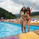 Уникальный плавающий бассейн скиммерного типа фото 46