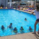 Уникальный плавающий бассейн скиммерного типа фото 49