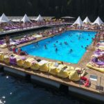 Уникальный плавающий бассейн скиммерного типа фото 50