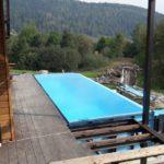 бассейн в селе Яремча фото 6