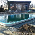 Бассейн в селе Липники фото 3