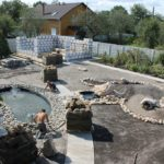 Декоративный пруд Киев фото 5